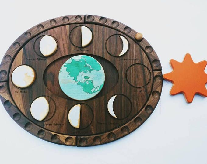 Wooden Moon Patterns | Wooden Thing