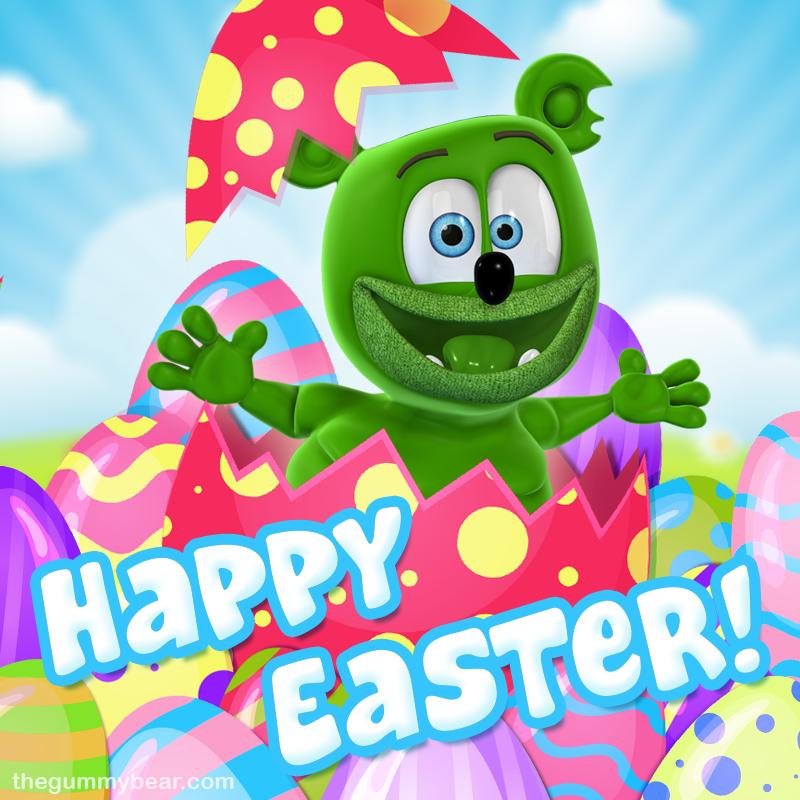 Happy Easter Gummibar Happy Easter Gummy Bear Song Gummy Bears