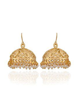 Golden Color Jhumka