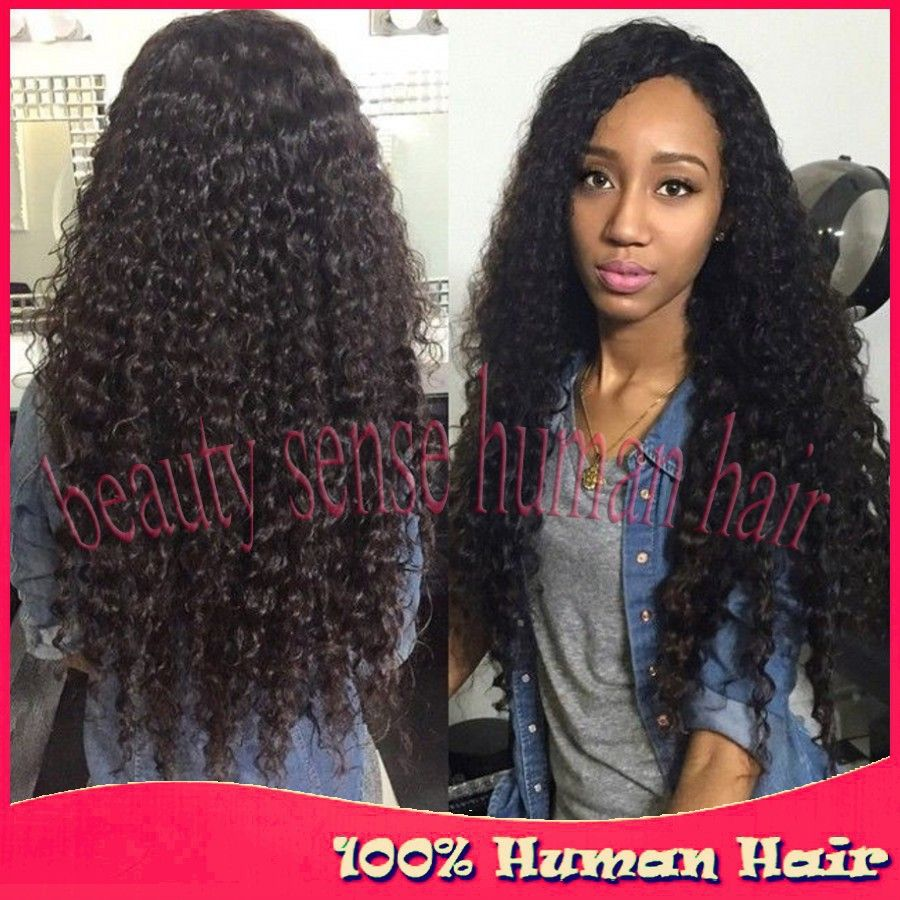 Find More Human Wigs Information about 2015 Summer New Arrival 150 density human hair Full lace wigs & black women Curly Indian Remy Lace front wigs with baby hair,High Quality wig display,China wig short Suppliers, Cheap wig hairline from Top-level beauty sense human hair on Aliexpress.com
