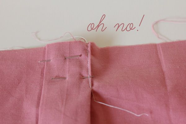 How to get perfect topstitching