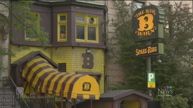 A Montreal landmark has closed: Bar-B Barn, the kitschy ...