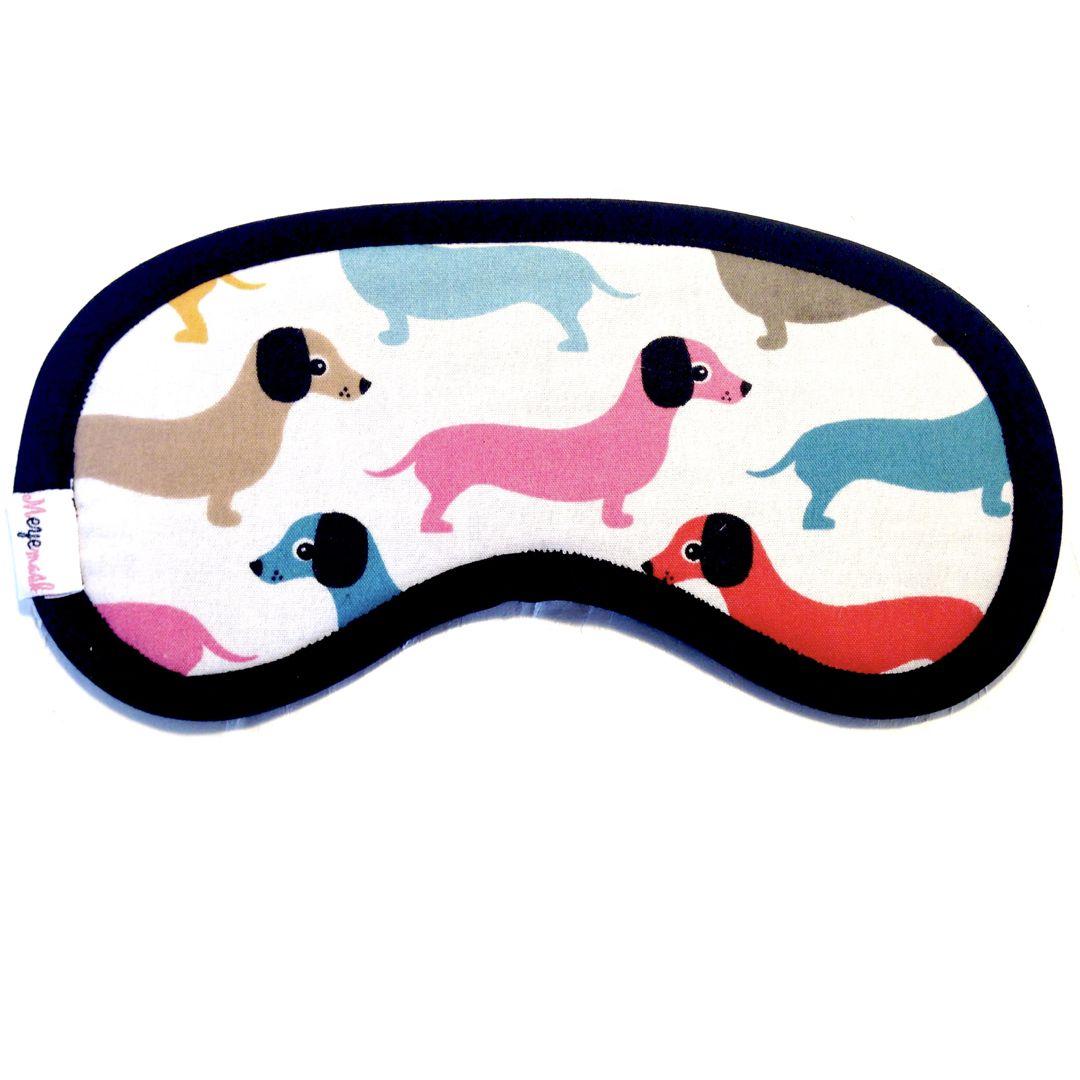 Sleep Mask, Dachshund, Animal Design