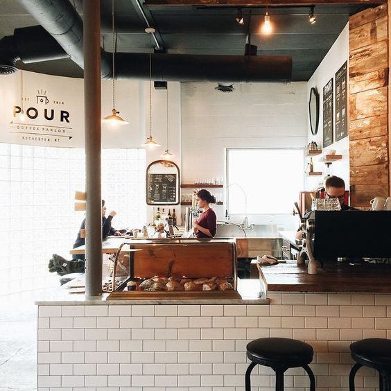 Glen Edith Coffee Roasters, Rochester NY: