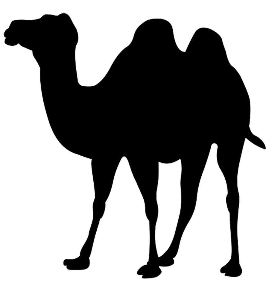 silhouette clip art of camel creative arts pinterest clip art rh pinterest com camel clipart patterns camel clip art how to draw