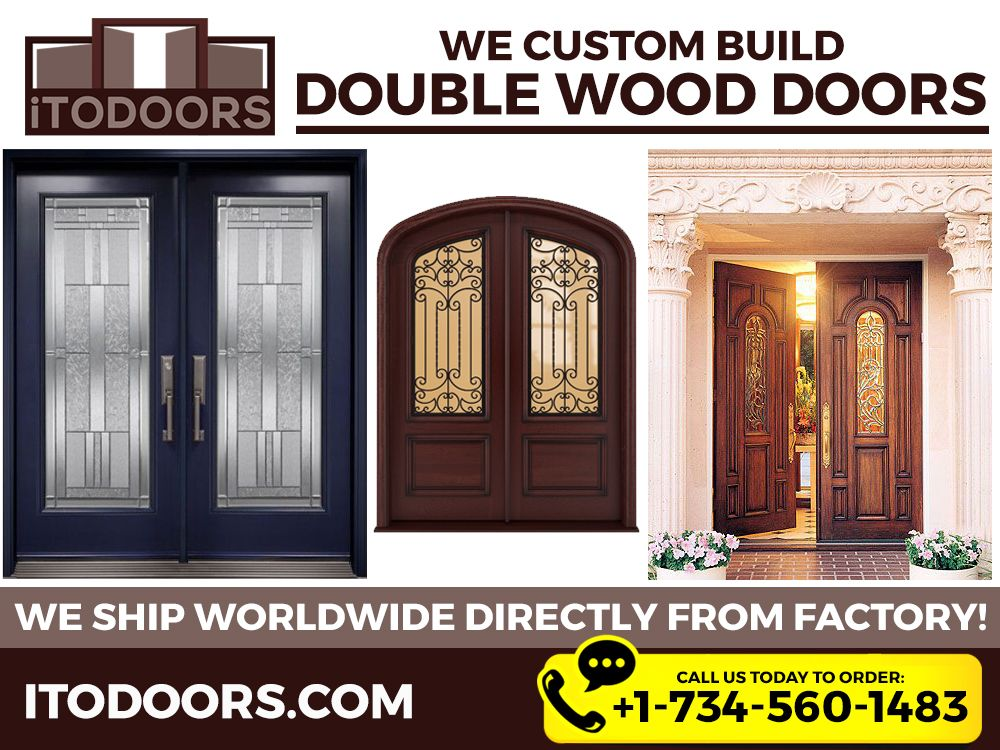196 best Double Entry Doors images on Pinterest | Entry door with ...