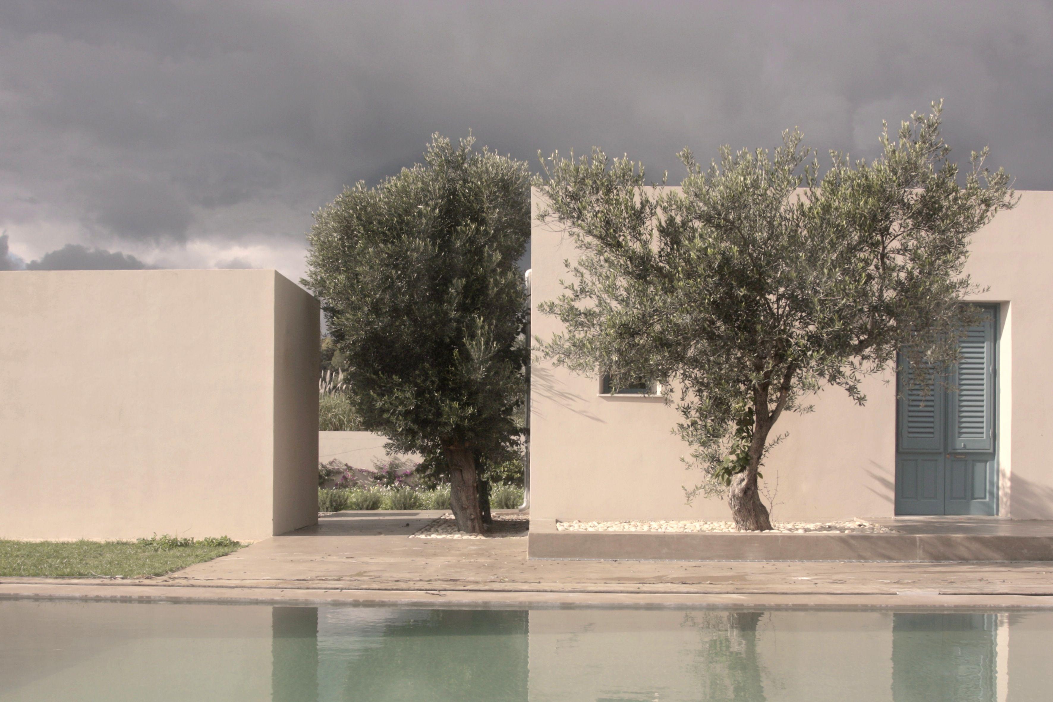 Casa LDF a Menfi (Agrigento) di Gaetano Gulino e Santi Albanese foto: Santo Eduardo Di Miceli