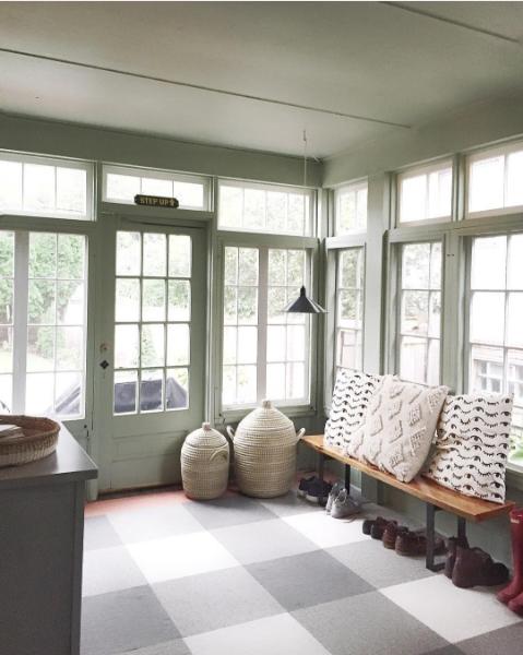 Buffalo Check Carpet Made With Flor Squares Tile Bedroom Carpet Tiles Home