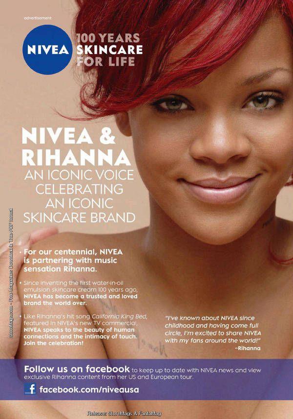 Nivea Ad Campaign — CHARLOTTE WALKER