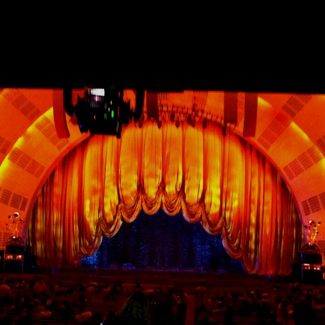 Radio City Music Hall - My weekend in NYC