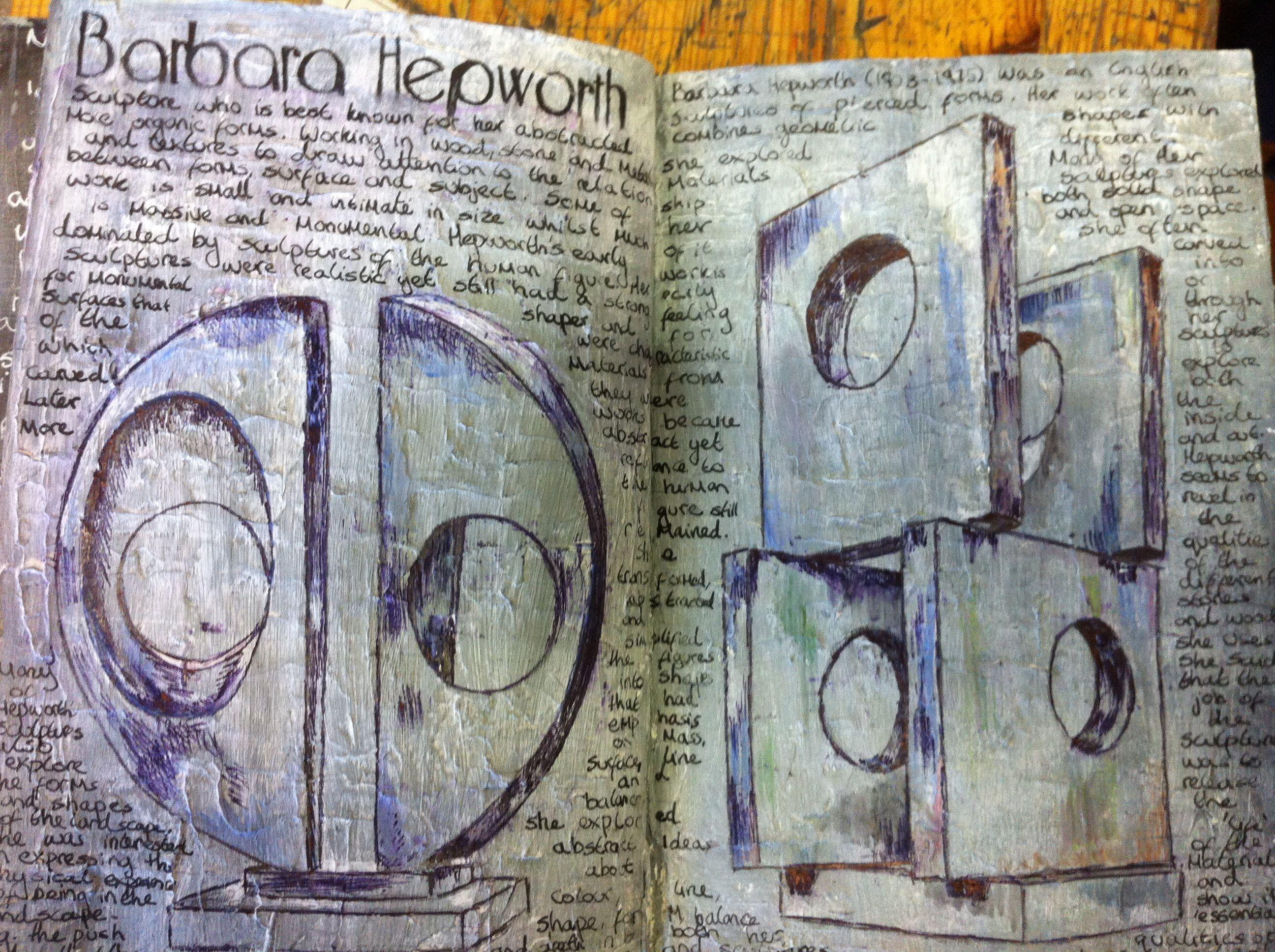Best Ib Page Ideas Images Sketchbook Art