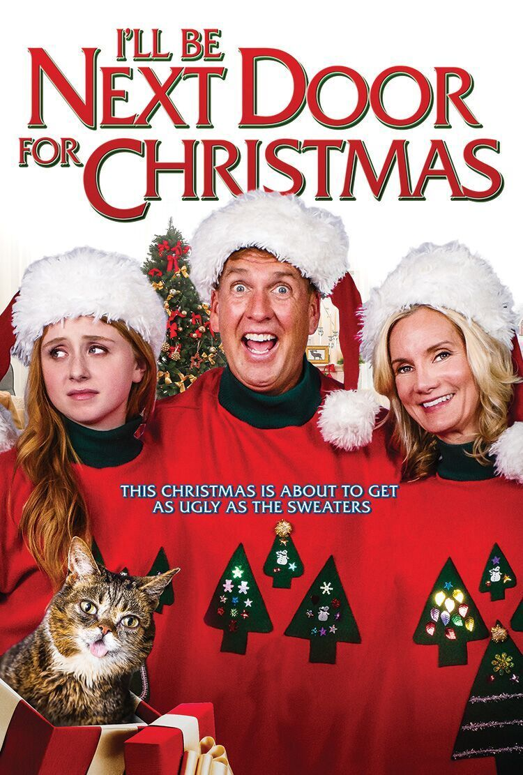 I'll Be Next Door For Christmas arrives on Digital