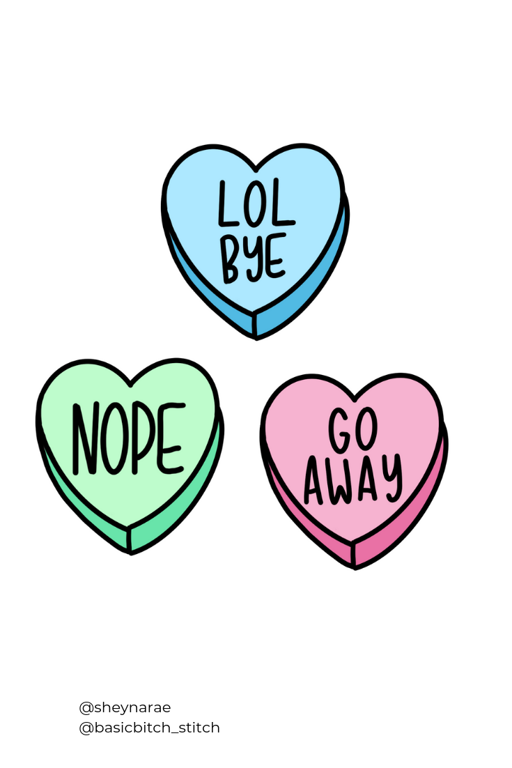 Candy Hearts Funny Valentines Day Conversation Hearts Candy Drawing Heart Drawing Heart Candy