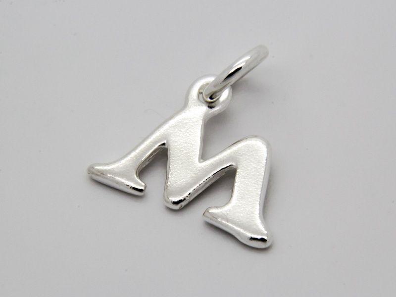 ABC ezüst medál  M betű
