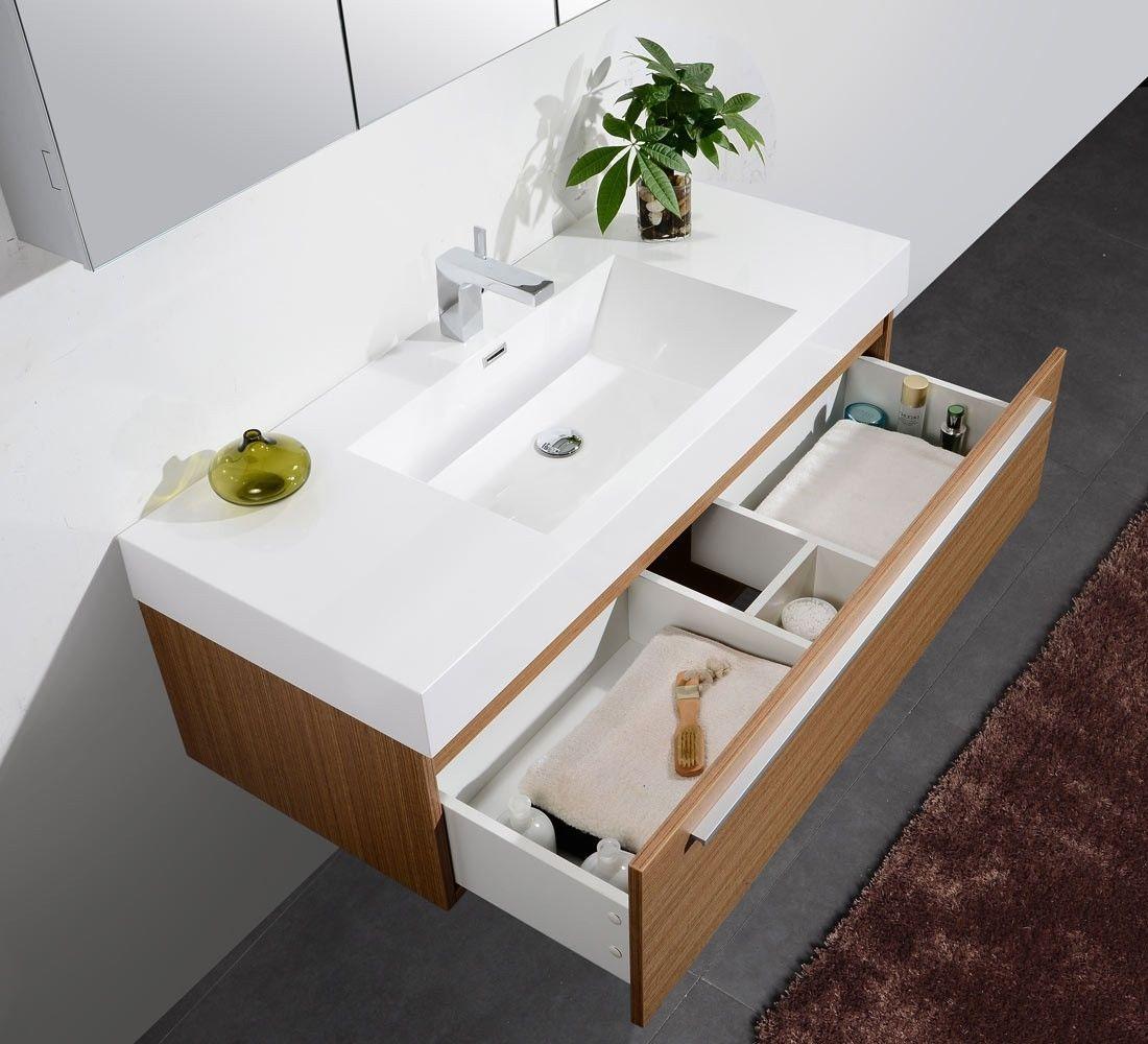 Acqua Di Zebrak New Design 1200 Mm Wall Hung Bathroom Vanity With Modern Basin Ebay Wall Hung Bathroom Vanities Design Modern