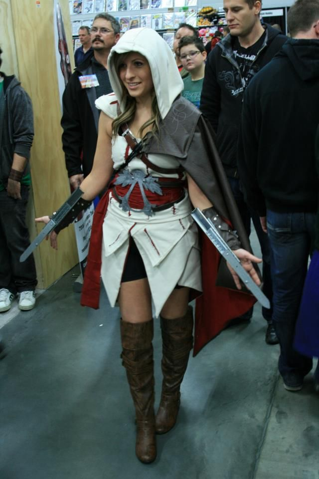 Female Assassin S Creed Cosplay Assassins Creed Cosplay Female