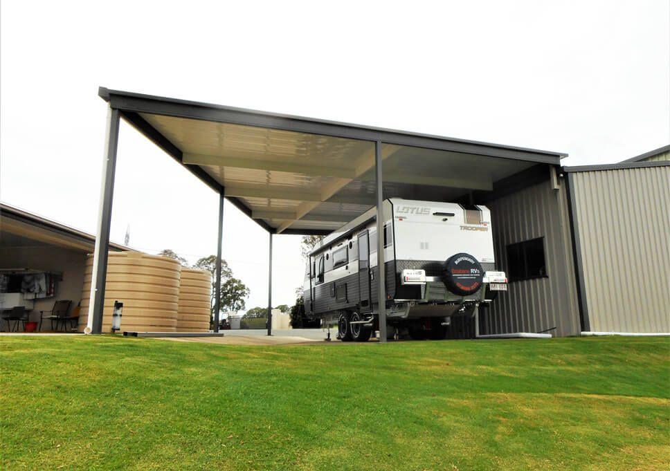Caravan Carport Carport Designs Carport Sunshine Coast