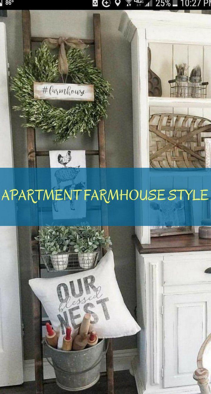 apartment farmhouse style