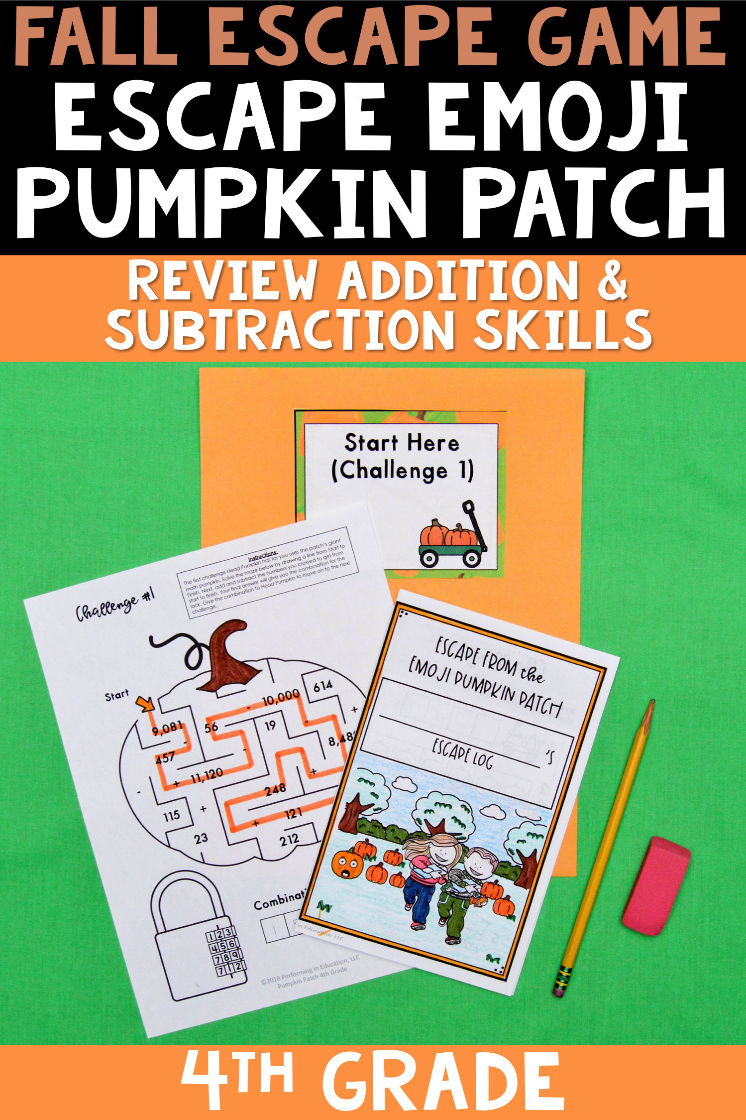 4th Grade Multi Digit Addition Amp Subtraction Fall