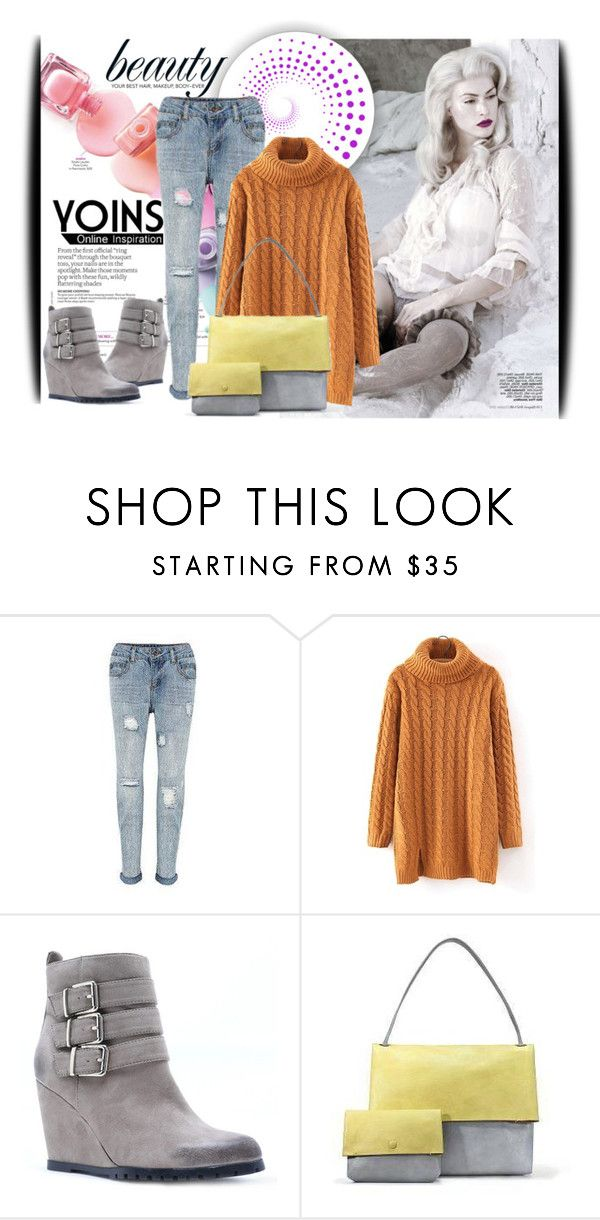 """Yoins 5"" by amerlinakasumovic ❤ liked on Polyvore featuring Qupid"