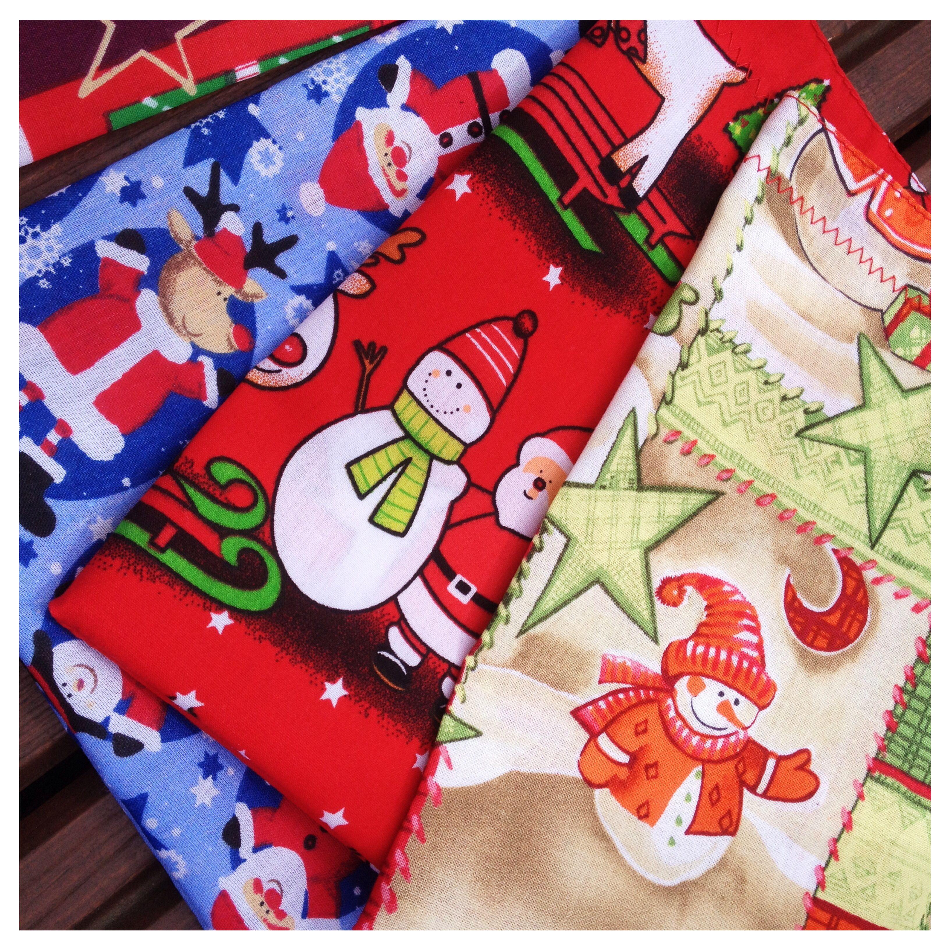 Handmade Christmas Bags £1.00