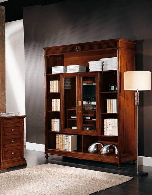 Librerie in arte povera a torino mobili arte povera for Piattaie arte povera