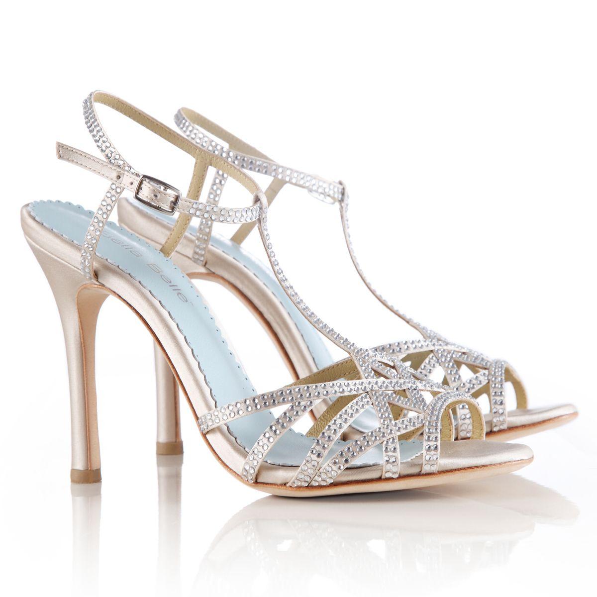 5587d2e9916e3 Bella Belle Gia Wedding Shoes