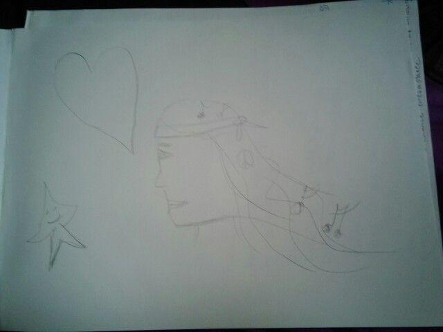 Line Drawing Artists Names : My drawing you name it artist lynette kramer art i like