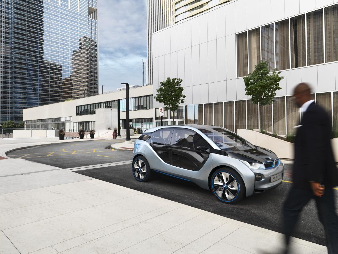 2011 BMW i3 Concept   Bold BMW Concept Cars   Pinterest   Bmw i3 ...