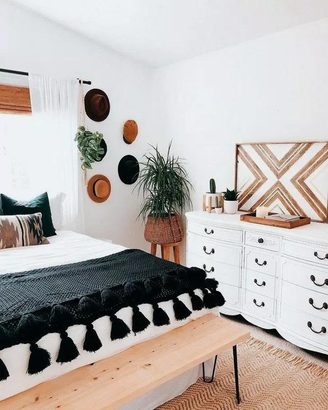 25 Inspiring Vintage Bedroom Decoration 00008 Interior Design Bedroom Small Home Decor Room Decor