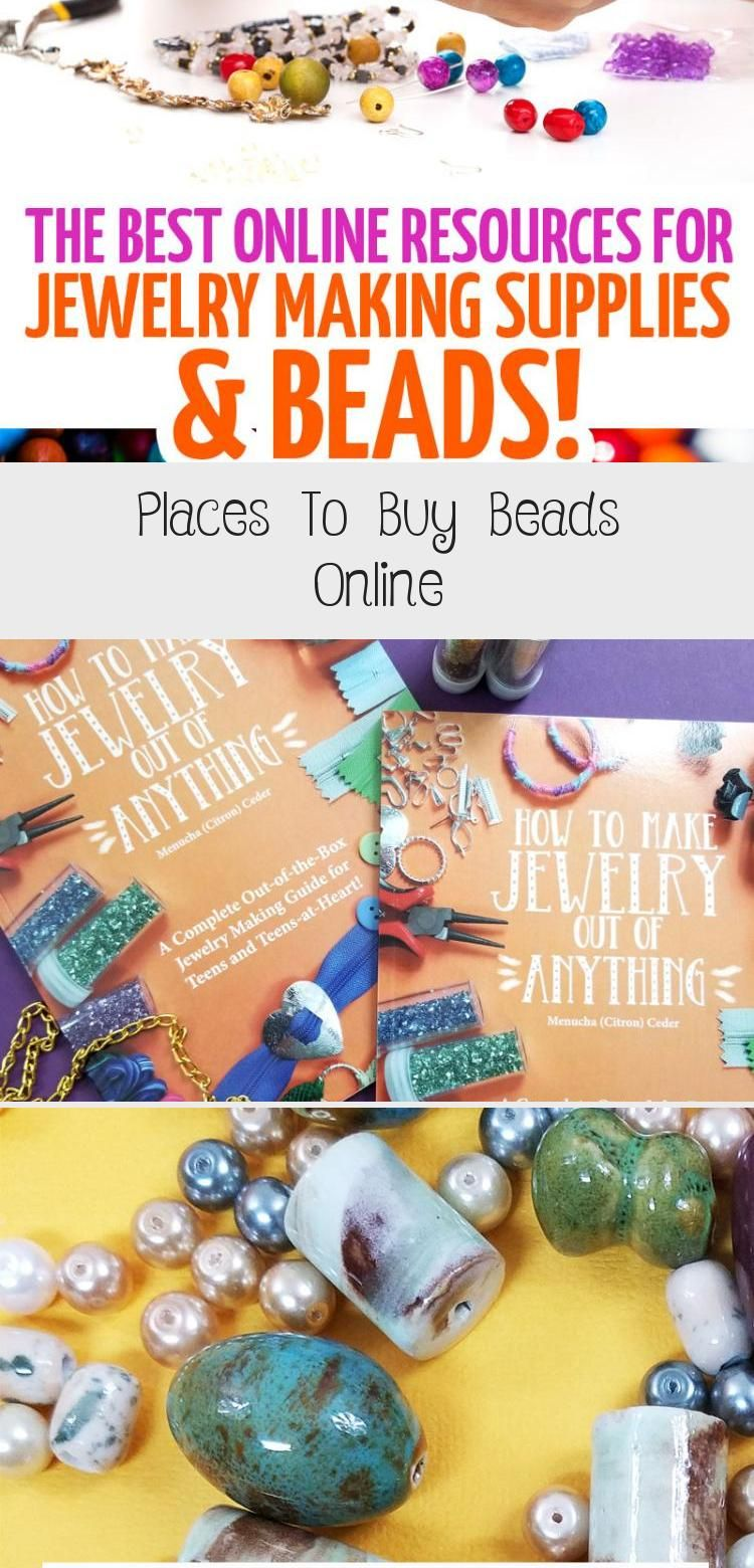 Photo of Places To Buy Beads Online – Jewelrys