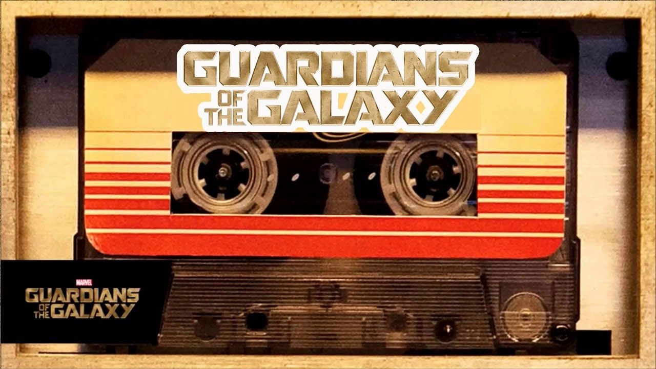 Guardians Of The Galaxy Awesome Mix Vol 1 Vol 2 Galaxy