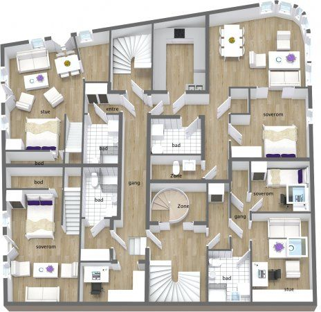 from the roomsketcher floor plan inspiration gallery