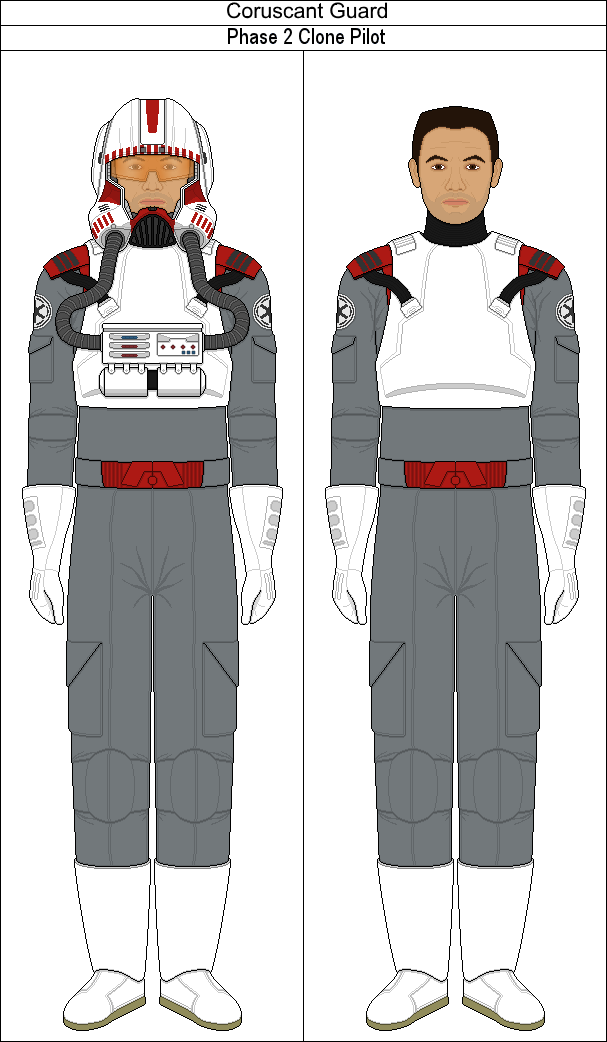 Coruscant Guard Clone Pilot By Marcusstarkiller Star Wars Outfits Star Wars Pictures Clone Trooper Armor