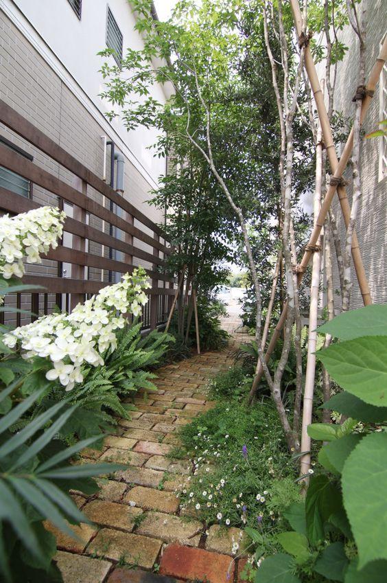 9選 玄関アプローチのデザインまとめ おしゃれなアイデア満載 庭