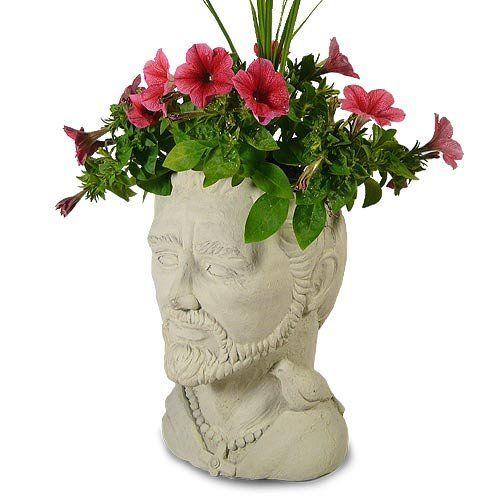 More Head Planters!