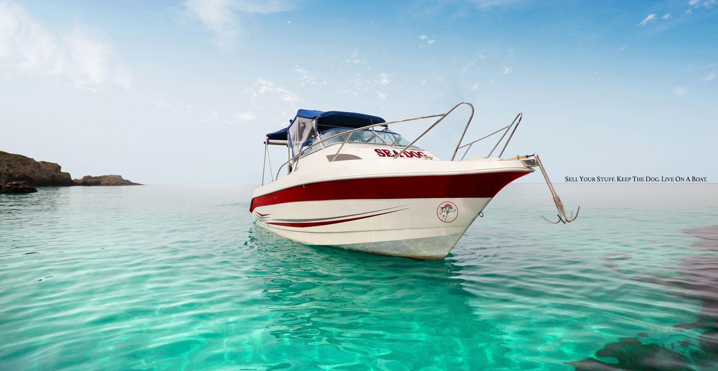Life in a boat boat insurance