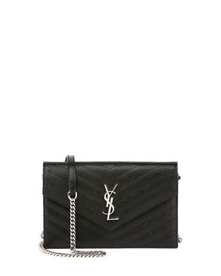 4d2bded96ab NMS16_V2W0F | Wish list - fashion | Ysl wallet on chain, Ysl purse ...