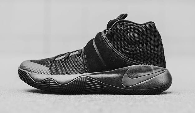 promo code 5c14e 160e5 All Black Everything  Nike Kyrie 2