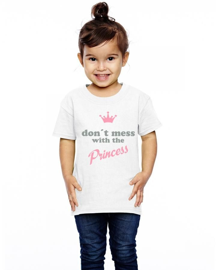 princess Toddler T-shirt