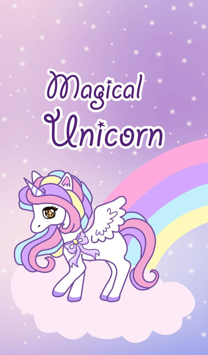 Cute unicorn phone Unicorn wallpaper, Cute unicorn