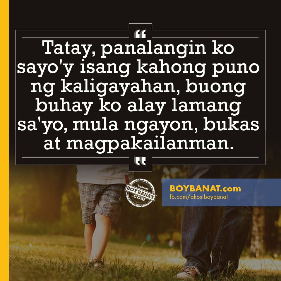 Message For My Father Belated Birthday Tagalog