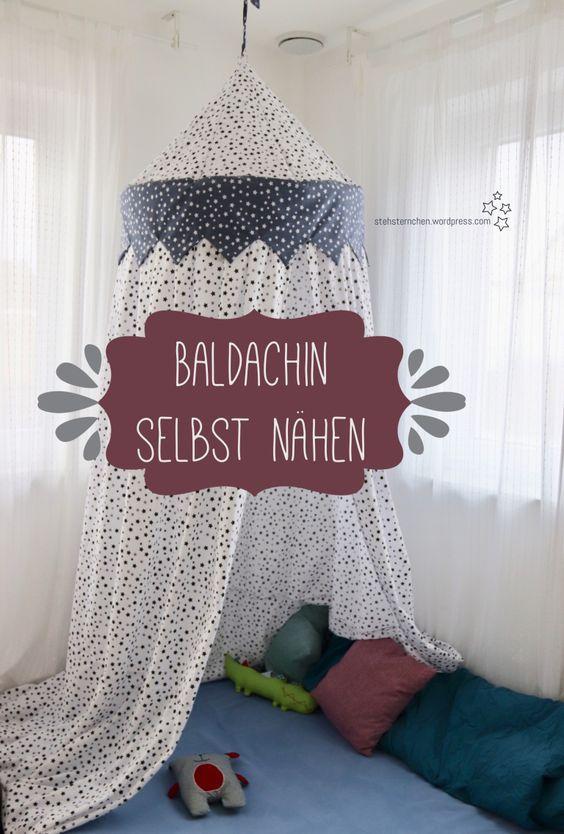 Photo of Nähanleitung: Einen Baldachin selbst nähen