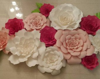 Want That Gorgeous Paper Flower Chanel Backdrop We All Swooned