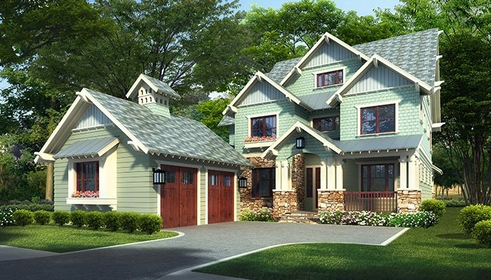Nice House · House Plans | Living Concepts ...