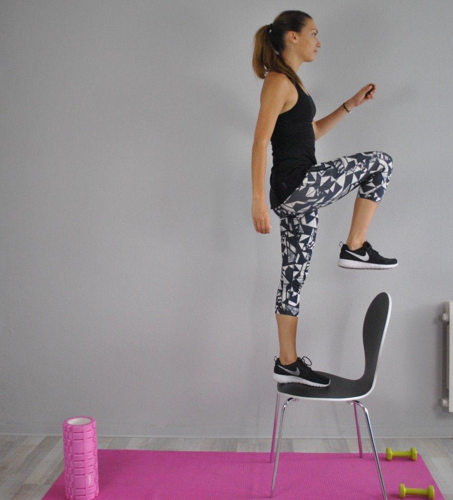 Exercices A Faire A La Maison Avec Une Chaise Newsmag Exercice Sport Exercices A Faire A La Maison Comment Faire Du Sport