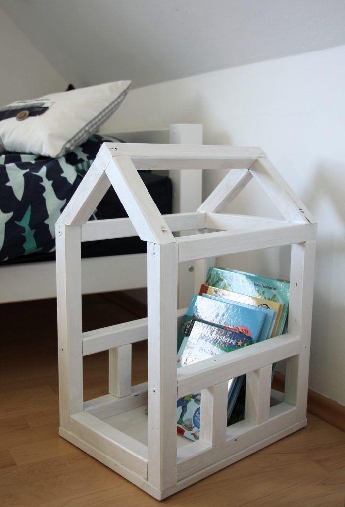 KinderzimmerDIY Bücherkiste selber bauen Kinder zimmer