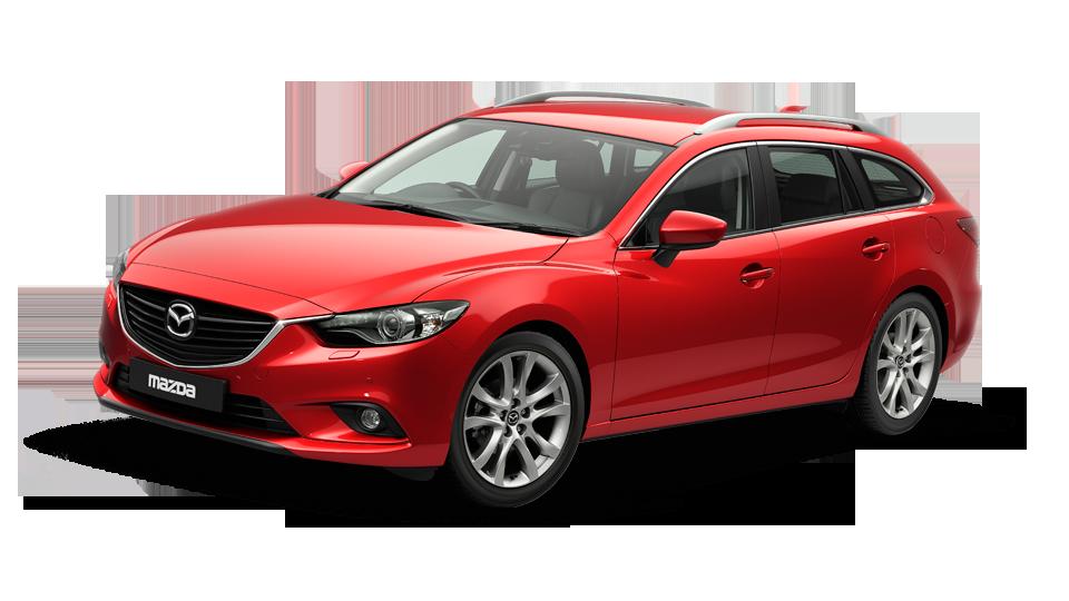Mazda6 Stationcar – stationcaren, der kører meget langt på literen
