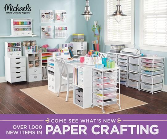 Michaels Stores On Twitter Dream Craft Room Craft Room Decor Craft Room Storage