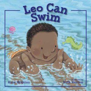 Leo Can Swim by McQuinn